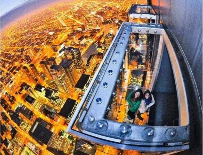 《芝加哥景点》