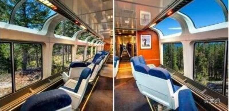 《方法3:火车 - Coast Starlight 海岸星光号列车》