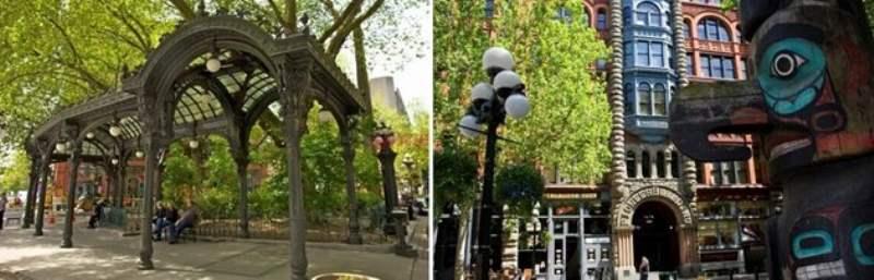 《西雅图观景点 - 生活与历史类类》