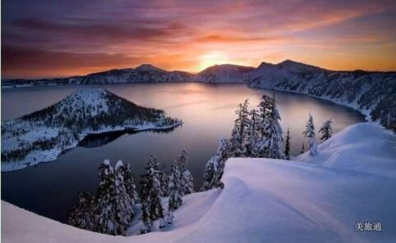 《火山口湖国家公园的最佳旅游季节》