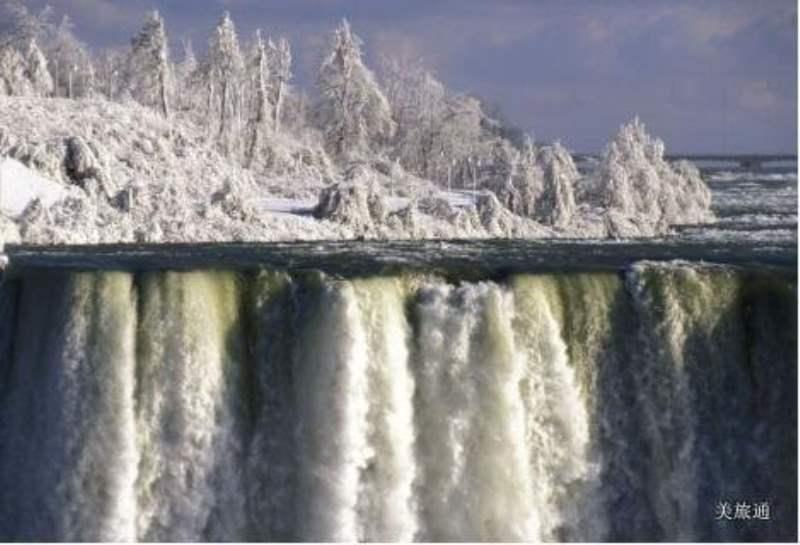《尼亚加拉大瀑布的最佳旅行季节》