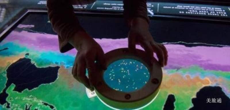 《科技探索博物馆展厅介绍》