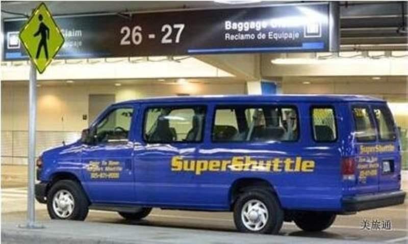 《休斯顿乔治布什洲际机场到市区的方法》