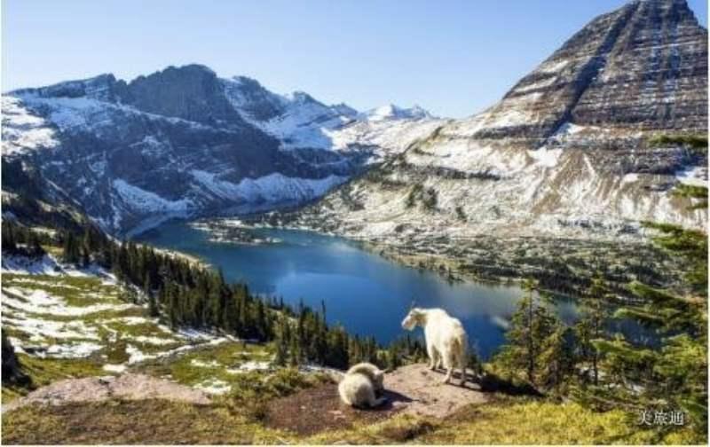 《冰川国家公园的基本情况》