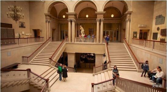 《芝加哥艺术博物馆攻略美国旅游攻略组成员 美国旅游攻略》