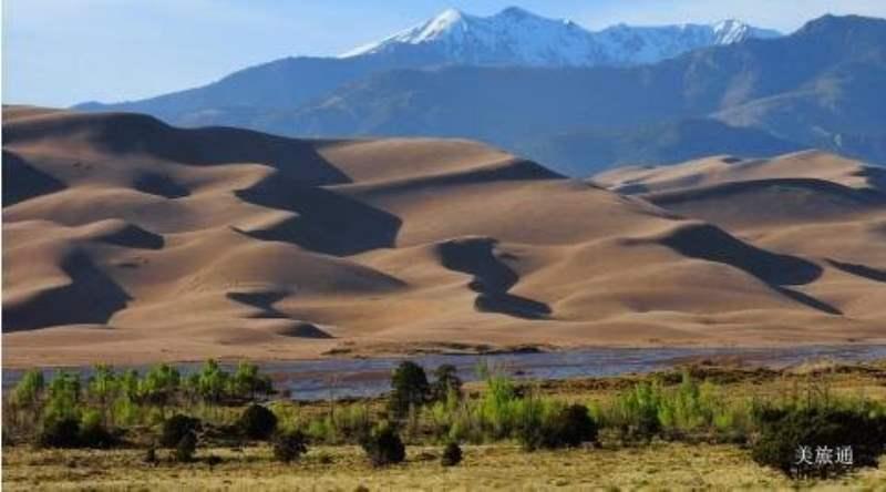 《大沙丘国家公园的基本情况》