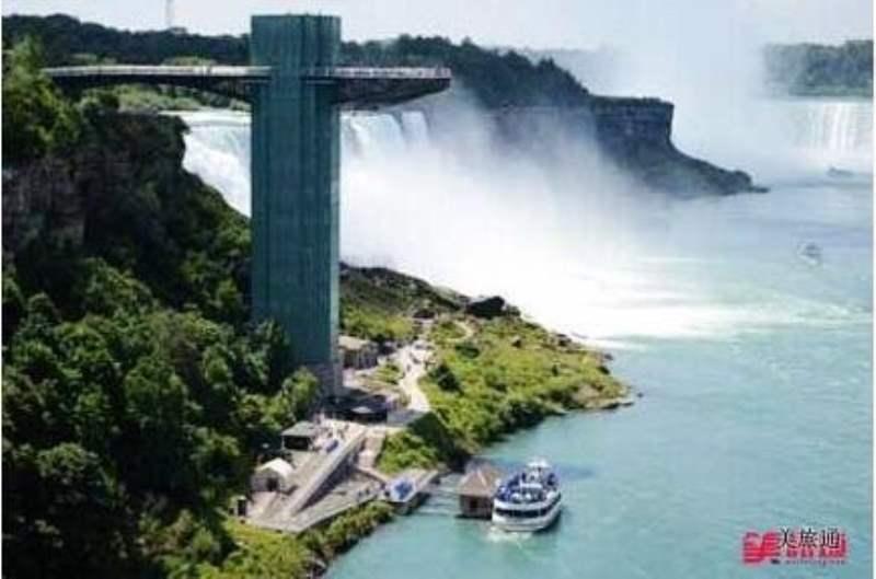 《从哪里观赏尼亚加拉大瀑布最美?》