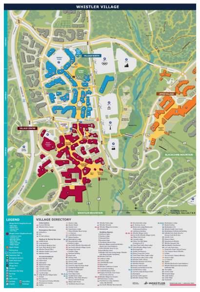 《惠斯勒地图》