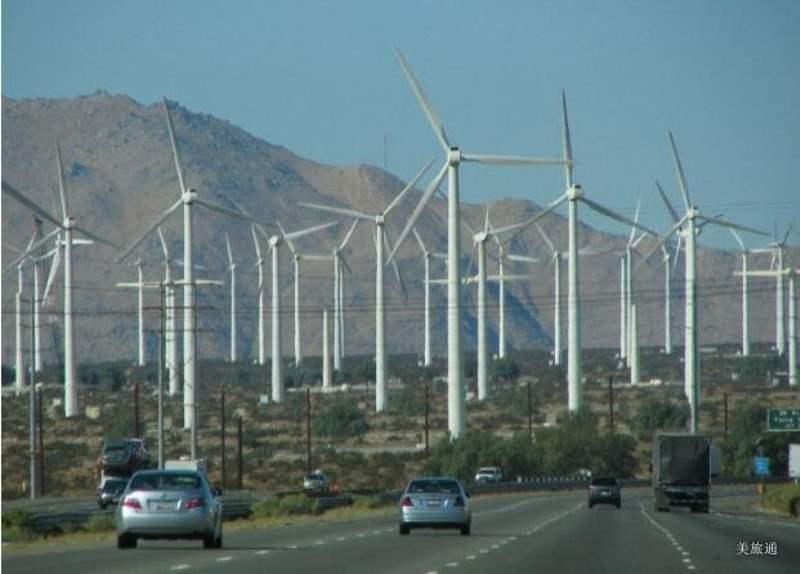《如何从洛杉矶去棕榈泉》