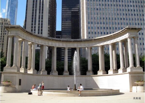 《芝加哥千禧公园介绍美国旅游攻略组成员 美国旅游攻略》