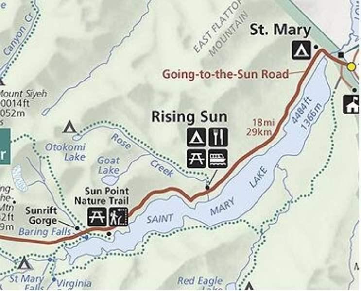 《Going-to-the-Sun Road详细介绍》