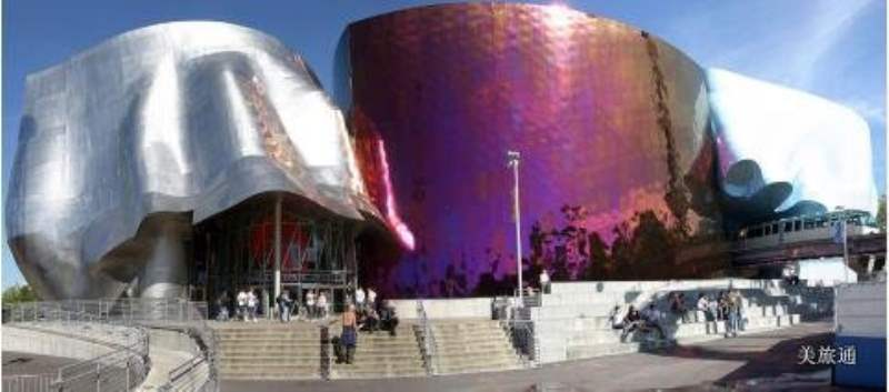 《西雅图流行文化博物馆的建筑特点》