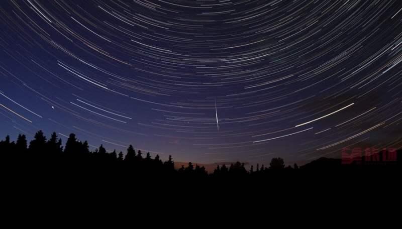 《贾斯珀国家公园暗夜天空保护区》