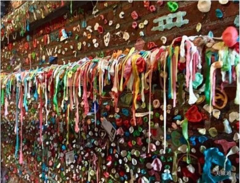 《口香糖墙 Gum Wall》
