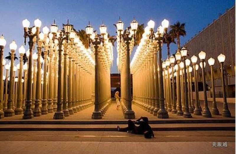 《洛杉矶的主要美术馆》