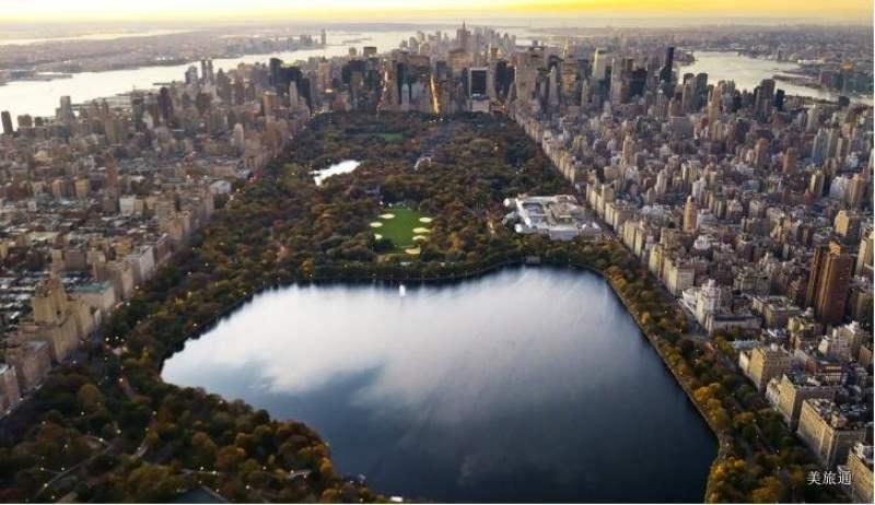 《纽约中央公园简介和交通》