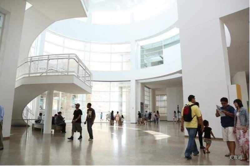 《盖蒂中心博物馆简介》