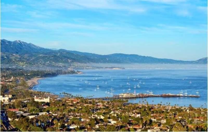 《Santa Barbara 圣巴巴拉》