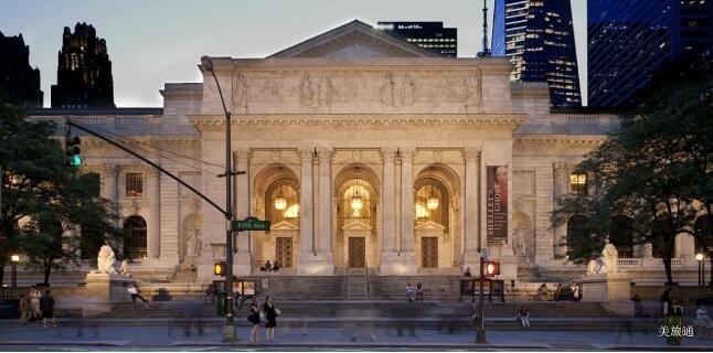 《纽约公共图书馆攻略美国旅游攻略组成员 美国旅游攻略》