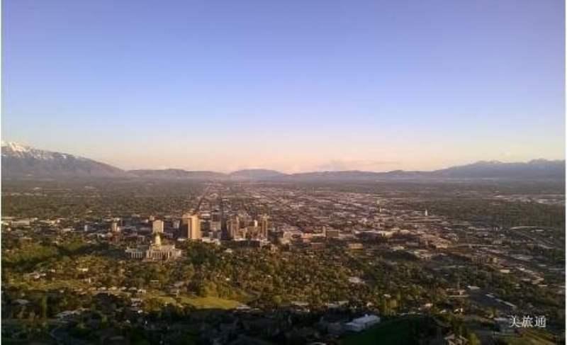 《俯瞰城市类景点》