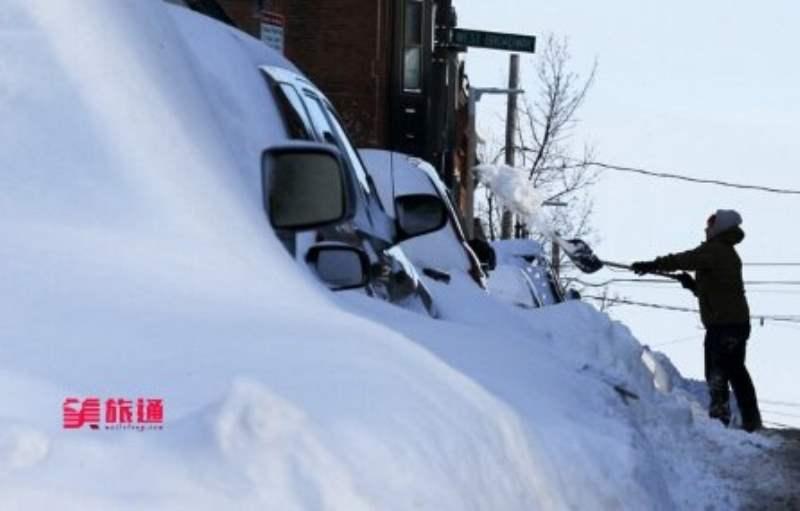 《波士顿的地理与气候》