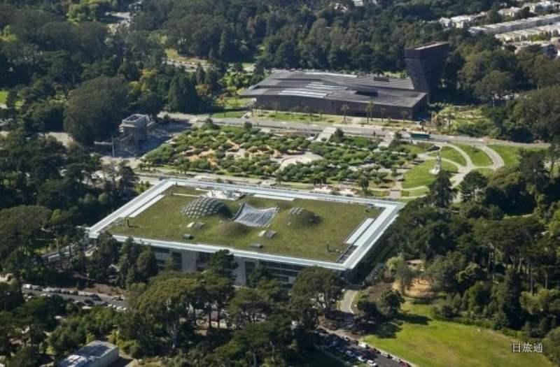 《加州科学博物馆内有什么》
