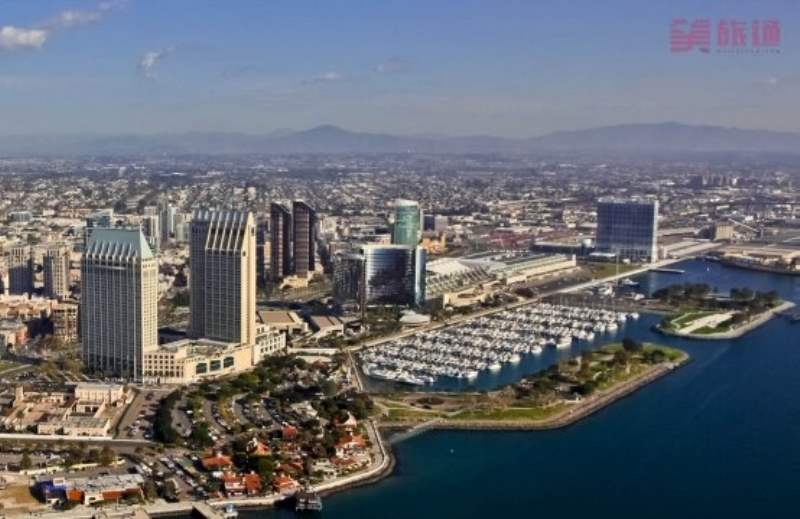 《圣迭戈的地理与气候》