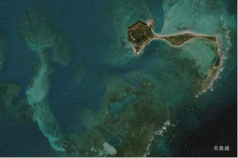 《如何去干龟岛国家公园》