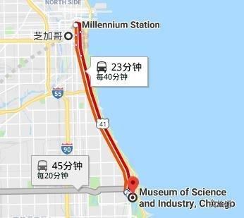 《芝加哥科学工业博物馆攻略美国旅游攻略组成员 美国旅游攻略》