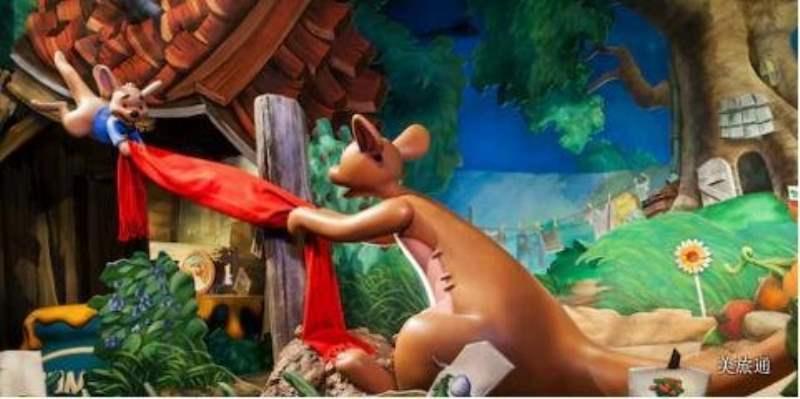 《迪士尼魔法王国有什么好玩的》
