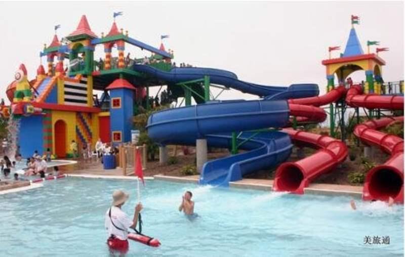《加州乐高乐园 - 水上乐园介绍 Water Park》