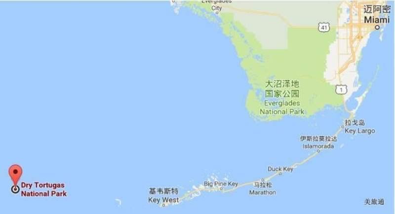 《干龟岛国家公园简介》