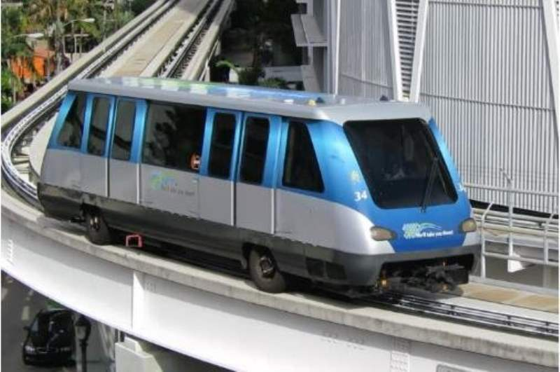 《迈阿密市区的公共交通》