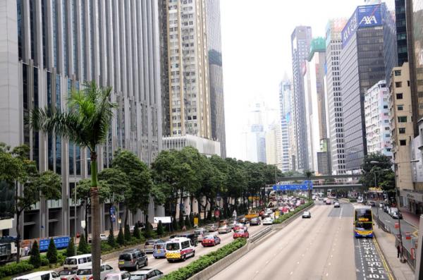 香港找工作