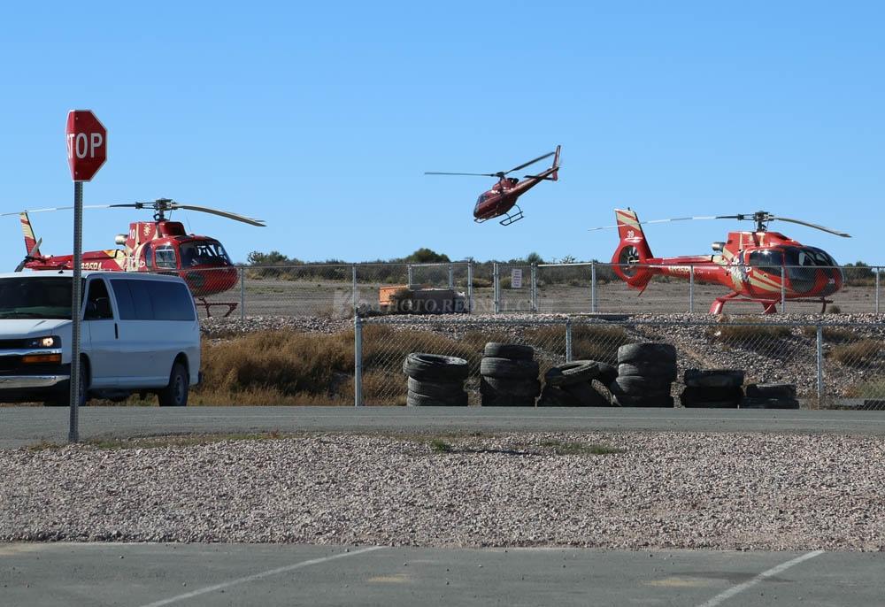大峡谷西峡直升机