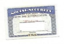 去美国留学应该准备什么之 — 申办社会安全号