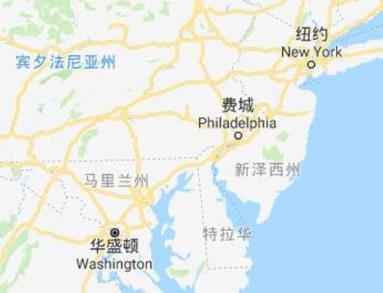 纽约距离华盛顿多远_华盛顿特区的交通,美国机票网