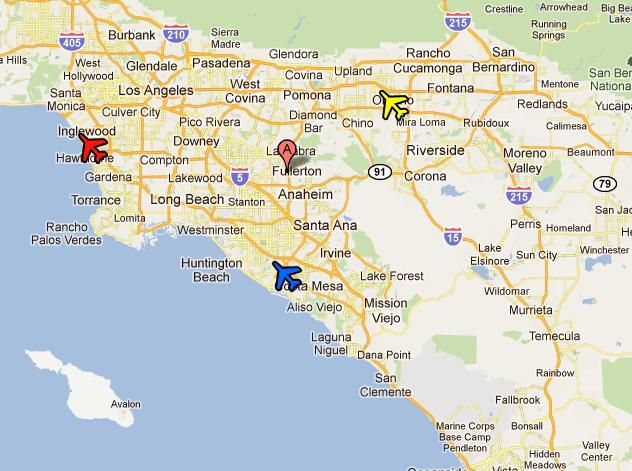 """los angeles airport map""的图片搜索结果"
